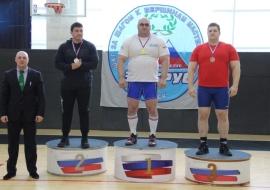 Кулманаков Вадим - победитель в областном турнире под эгидой ФПР